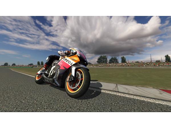 Скриншоты из игры с патчем MotoGP 07 1.1. Навигация по разделу. Скачать п