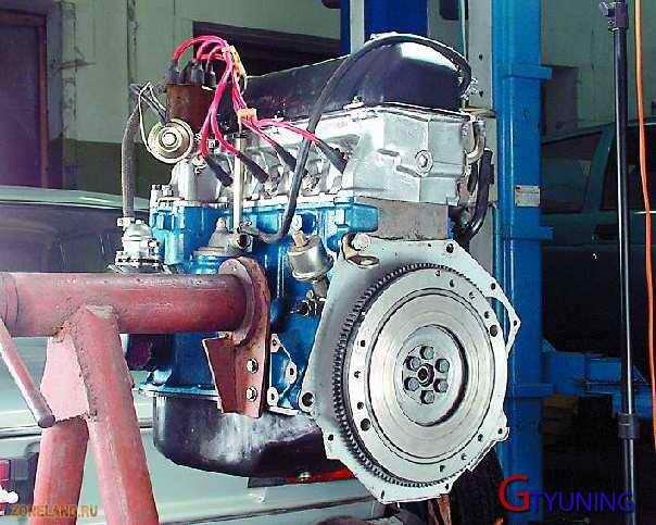 Как перебрать двигатель своими руками