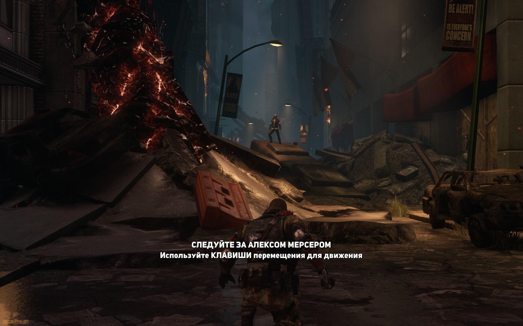 Описание Полный русификатор для игры Prototype 2, который переводит