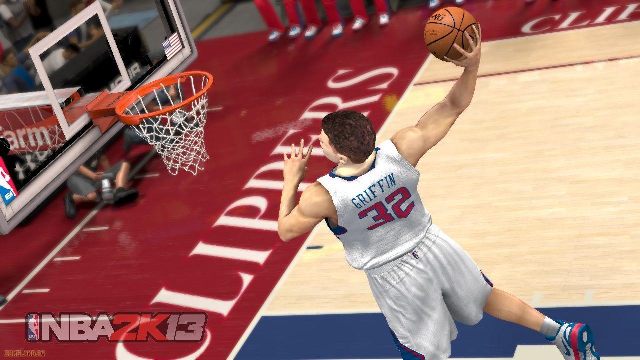 Блэйк Гриффин НБА2К13