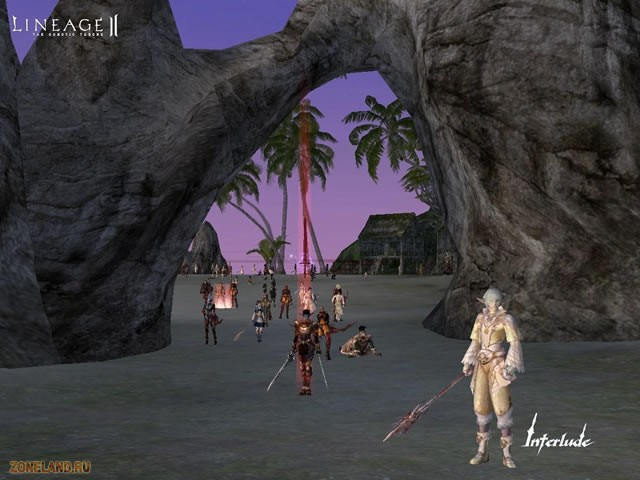 Игра Client Lineage 2 Interlude for server www.l2hw.ru / Клиент Lineage 2