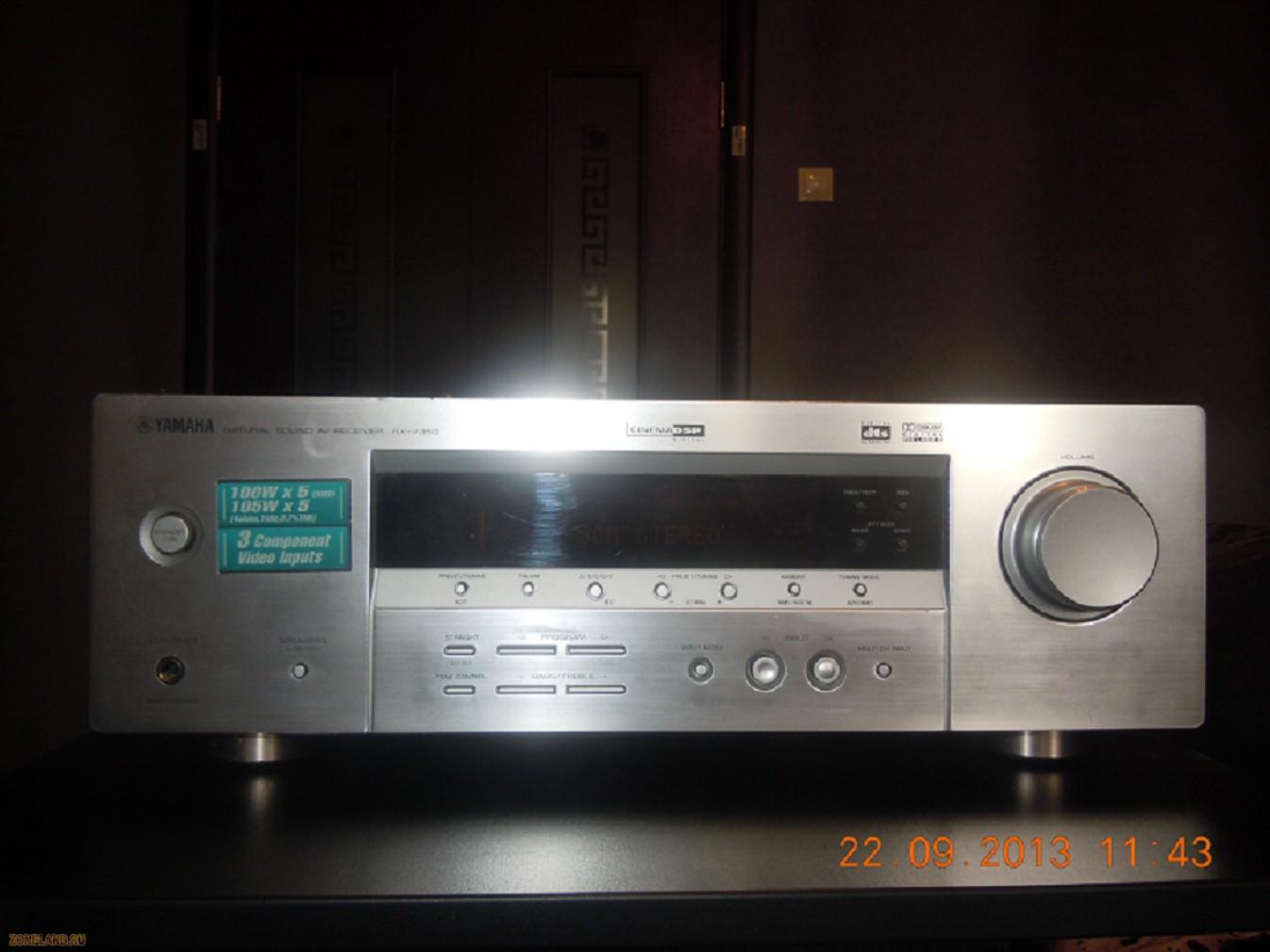 Yamaha v359 3