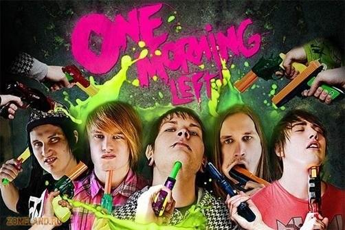 One Morning Left - финская группа, которая образовалась в 2008 году. Музык