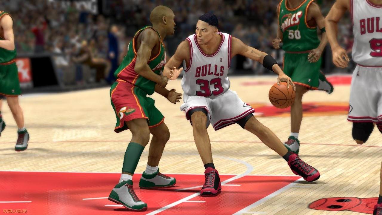 Скотти Пиппен НБА2К13
