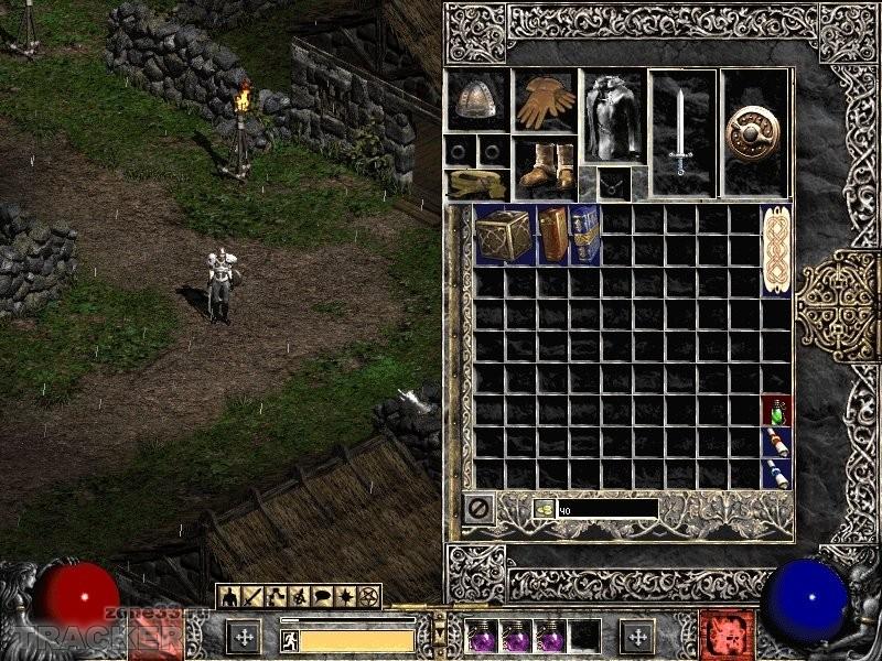 Diablo2 underworld FAQ Азбука для героя игры, прохождения. патчи и моды на игр