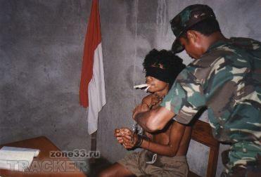 Пытки женщин удушением