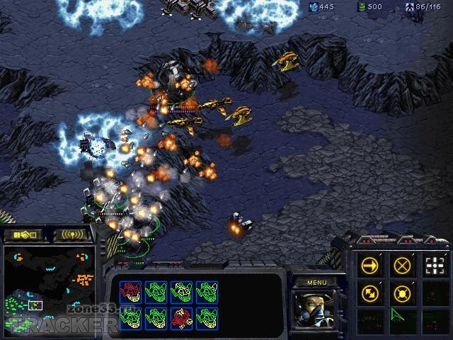 Starcraft: Brood War V1.04
