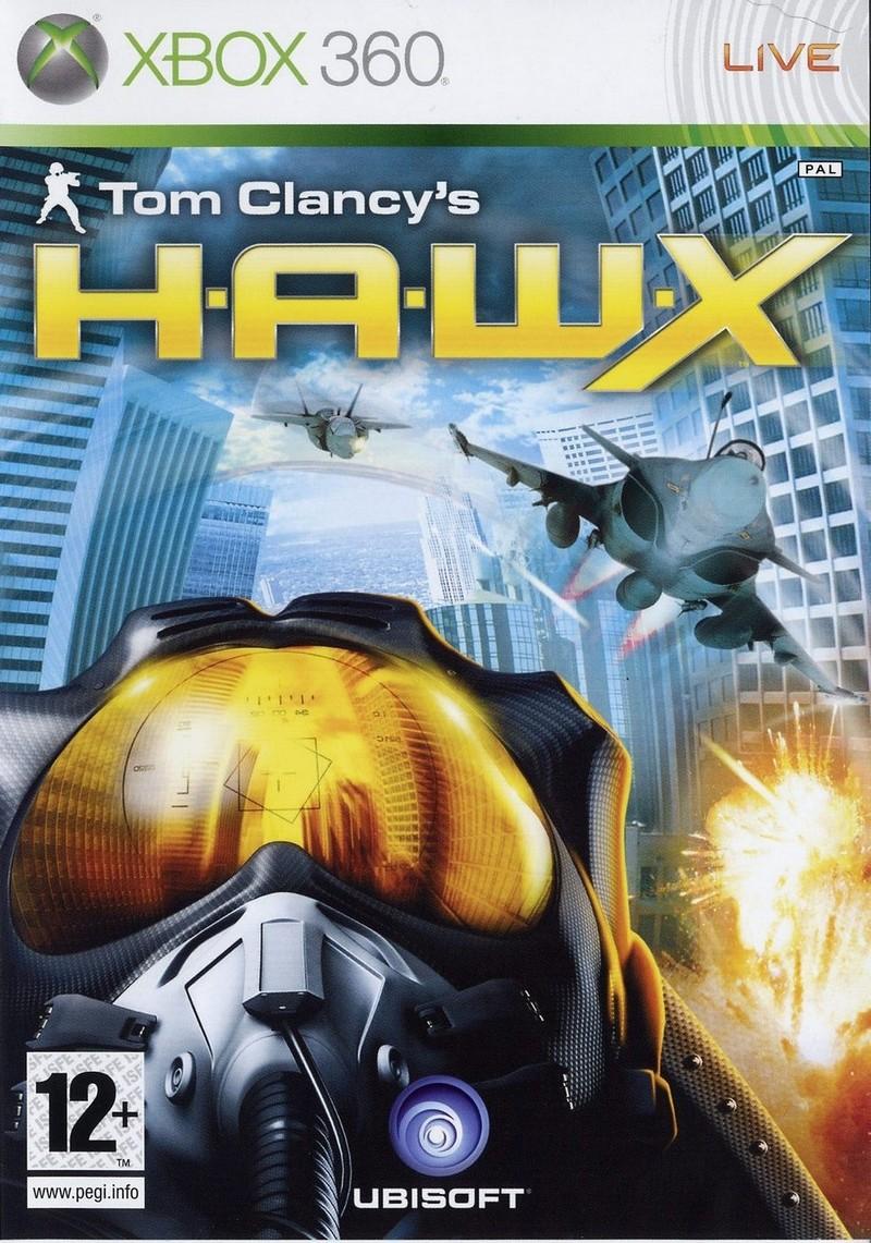 Tom Clancy s H A W X.