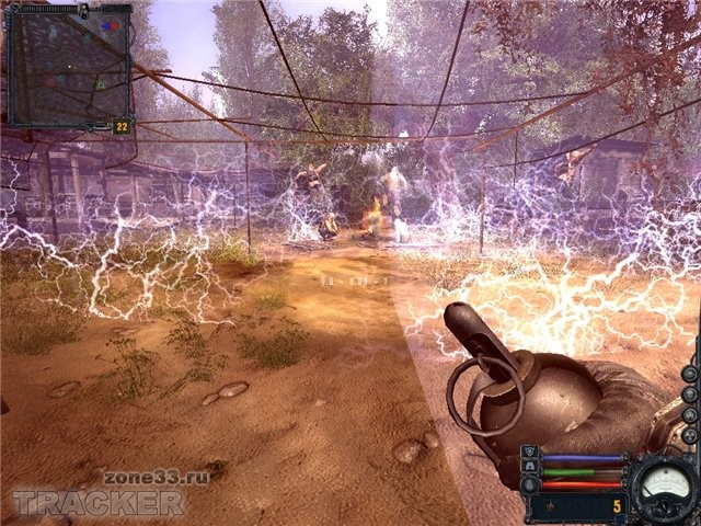 S.T.A.L.K.E.R. Clear Sky N.E.M.E.S.I.S. Modern Mod 2009/Русский First-Perso