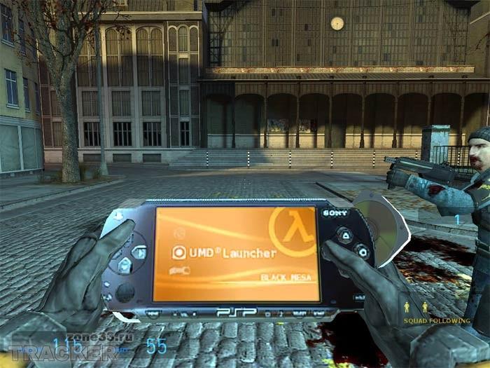 Кровавая модификация для half-life 2,предоставляет множество абсолютно ново