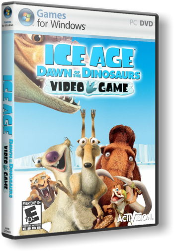 Ice Age 3 - Dawn of the Dinosaurs.