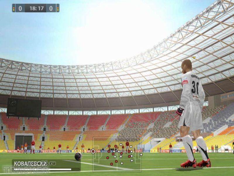 PART 1. FIFA 2006 Российская Премьерлига. .