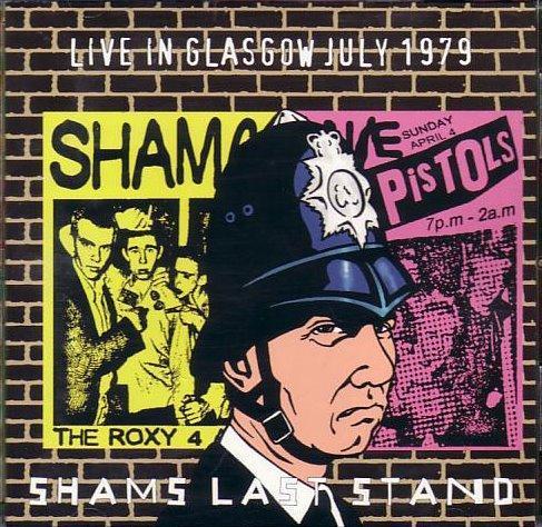 The Sex Pistols/Sham 69 Sham Pistols Live Release Date 2002 01 08