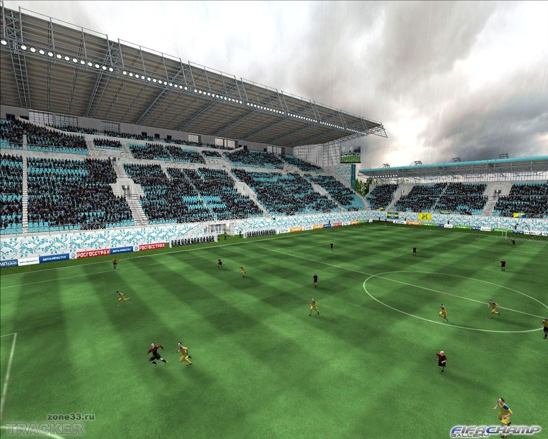 РПЛ 09 v1.0 для FIFA 09 by Fifachamp Team Software / Росийская Премьер