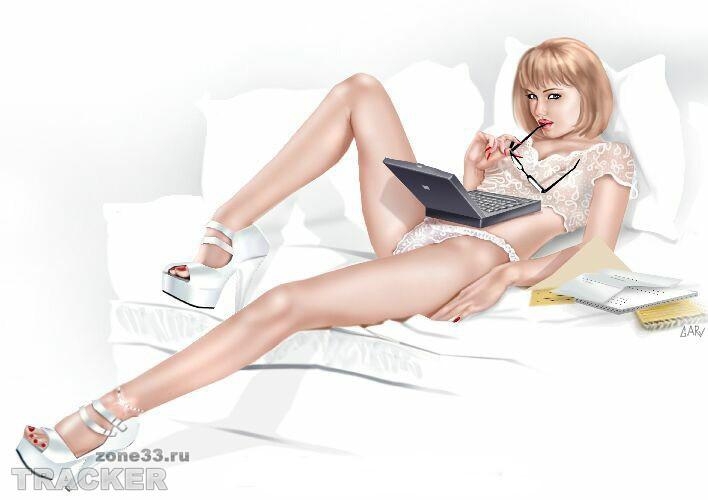 Виртуальный секс - неплохая все таки штука! . Особенно для тех, кому по ра