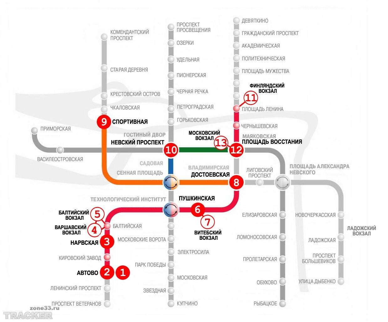 же, как пройти на ладожский вокзал с метро почта: