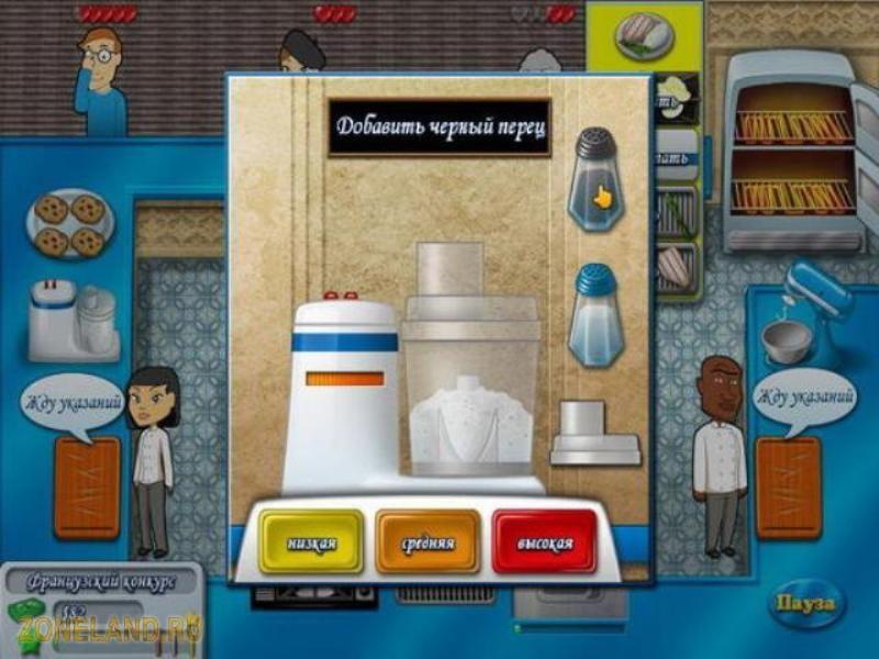 Игры для девочек бесплатно кулинары
