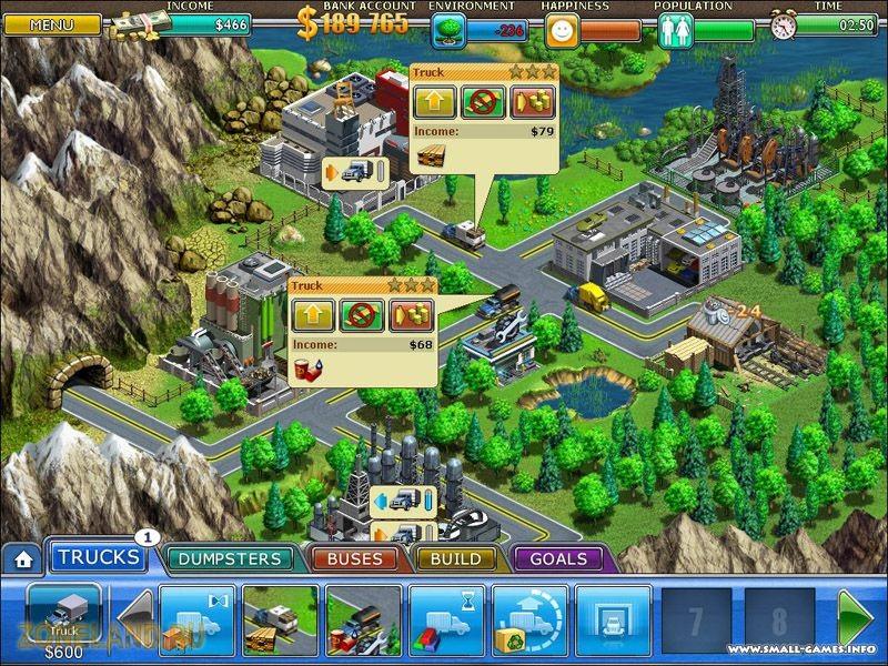 Виртуальный город / Virtual City - скачать русскую версию.