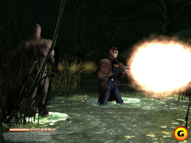 Alone In The Dark 4 The New Nightmare на PS 2 (RUS) .