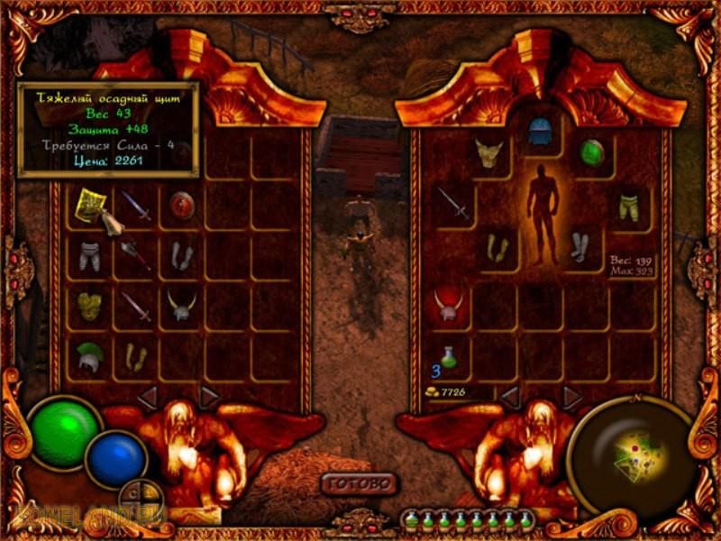 Игра Путь воина, скачать игру Путь воина бесплатно - www.game-city.com