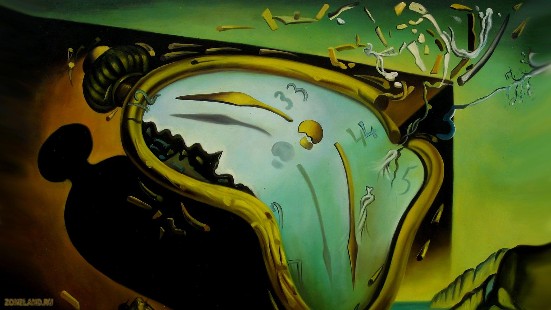 Обои картина, Salvador Dali, Просвещенные Удовольствия, сальвадор дали, сюрреализм. Разное foto 7