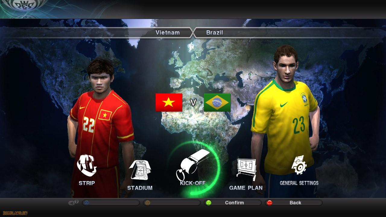 Патчи и моды - Pro Evolution Soccer.