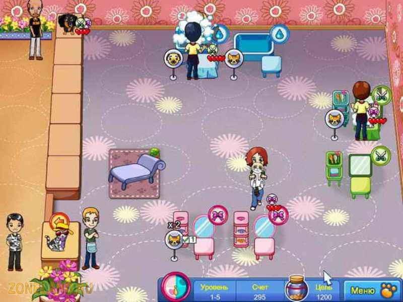 Игра Салон красоты Питомец может показаться вам чисто для девушек или