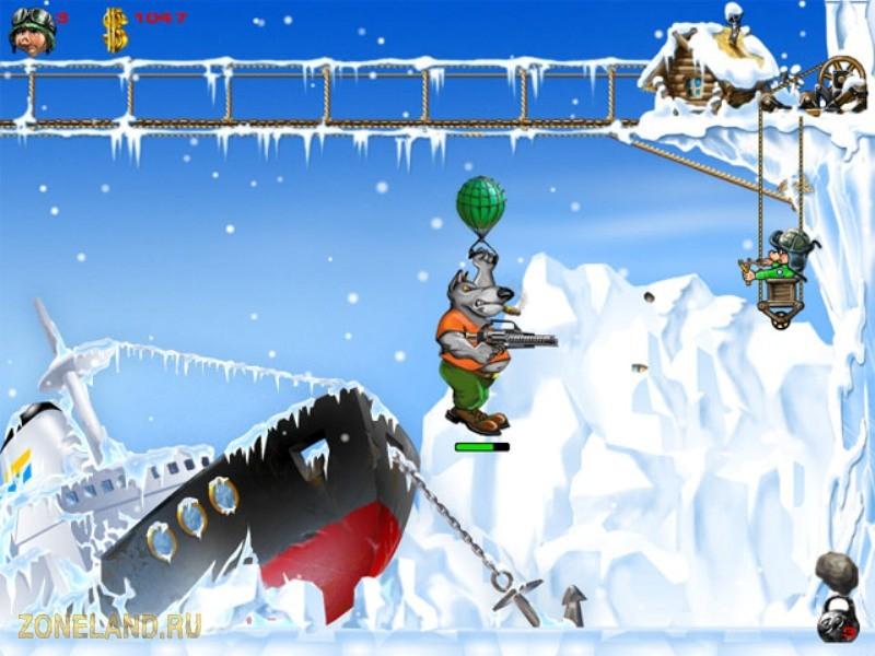 Храбрый поросенок скриншоты к игре на ZUMA.ru, скачать бесплатно мини игру Храб