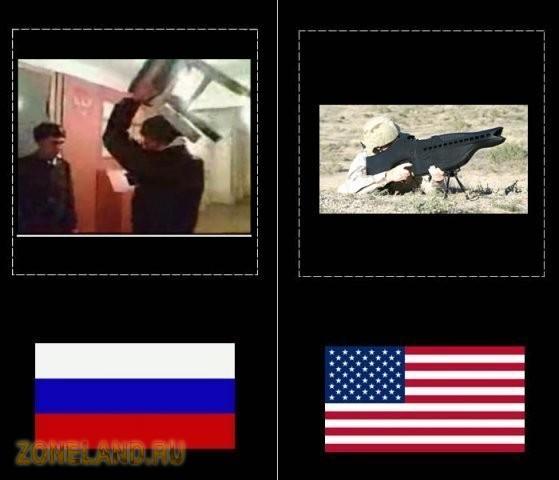 Как америка сделает россию 484