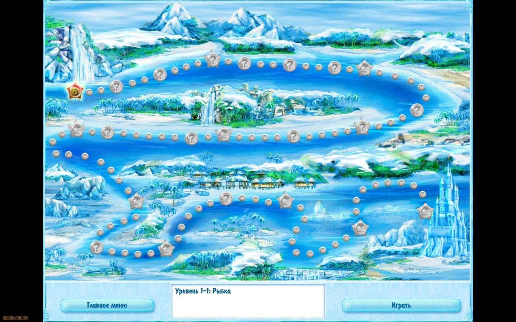 Игра Снежные Загадки Торрент