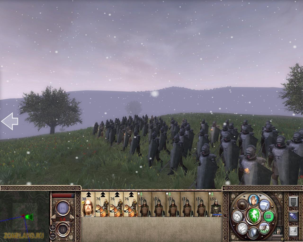 Антология Medieval II Total War, Kingdoms, + Stainless Steel v6.1