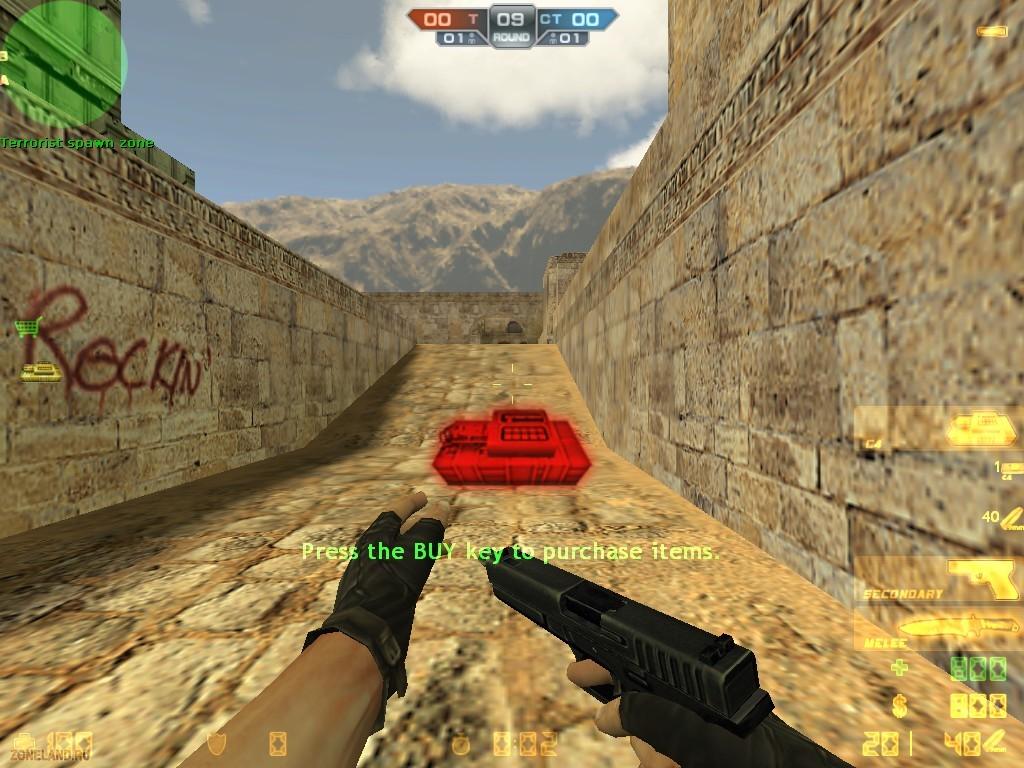 Игру Counter Strike 1 6 С Ботами