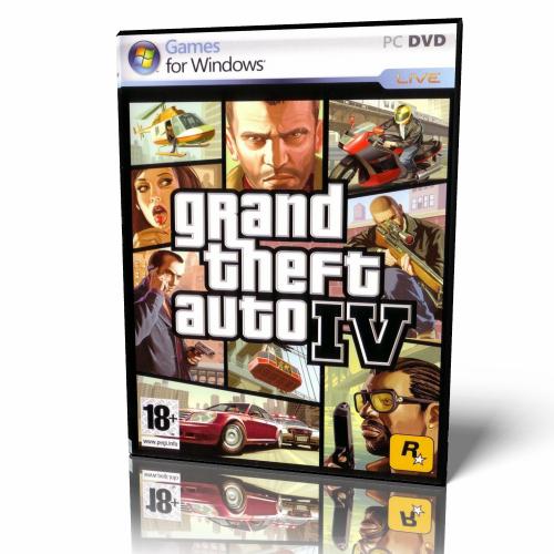 GTA 4 установить и запустить игру на компьютер. Купить Grand Theft Auto ..