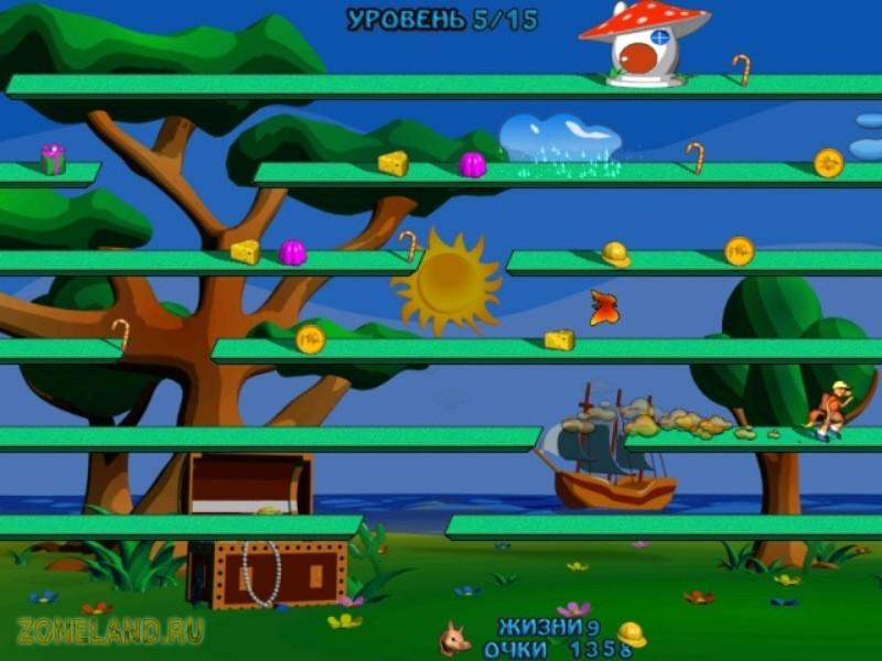 Чтобы получить ключ (крек) к игре Лисенок Попрыгунчик, скачайте полную