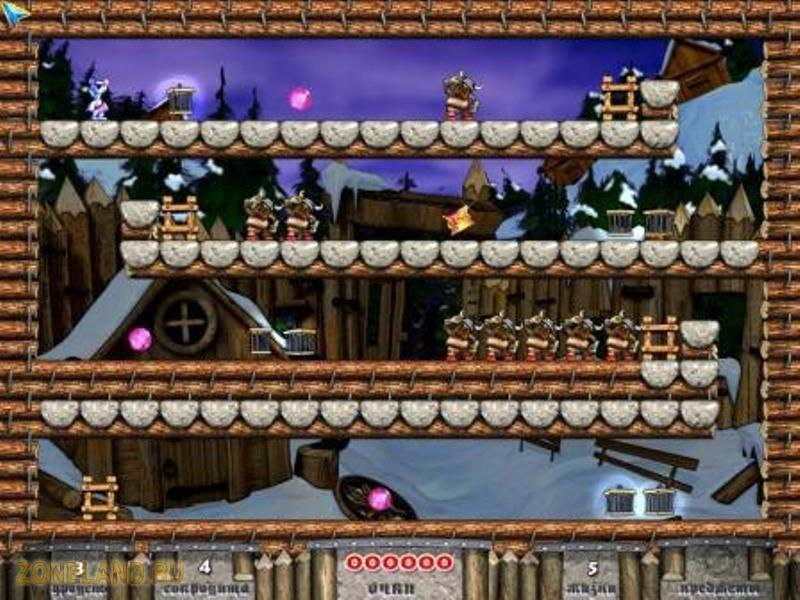 Игру Снежок Приключение В Космосе