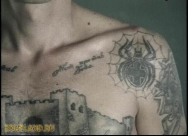 Профессиональная татуировка
