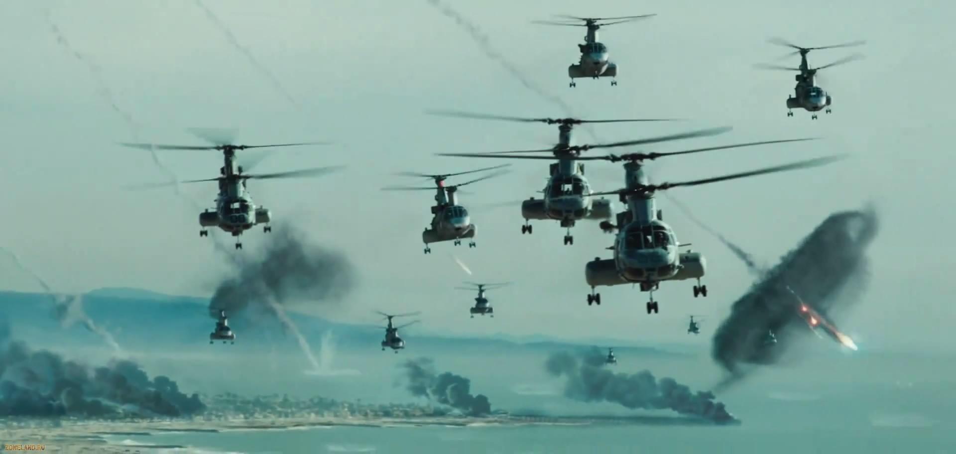 Фильм Battle: Los Angeles станет игрой