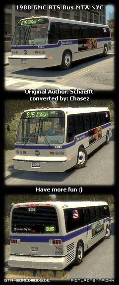 Pack Grand Theft Auto IV Transport collection / 460 моделей транспорта для GTA