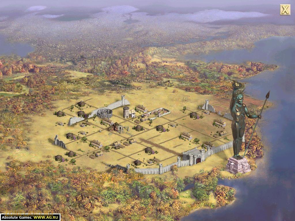 Cкачать бесплатно игру Sid Meiers Civilization 3. Полное собрание
