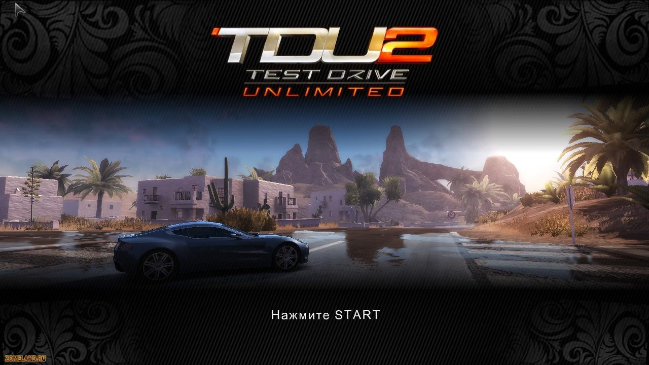 Test Drive Unlimited 2 Rus+Eng / 2011 / Русский.