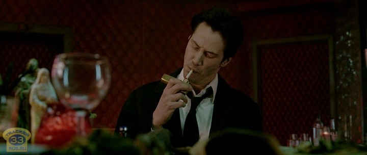 код киану ривз курит 4 пачки сигарет преступном сообществе (преступной
