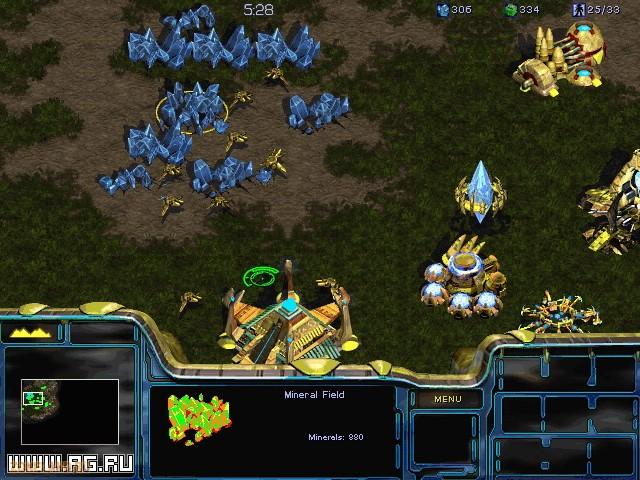 Все о StarCraft Brood War и StarCraft 2 Legacy of the Void; Здесь можно ска