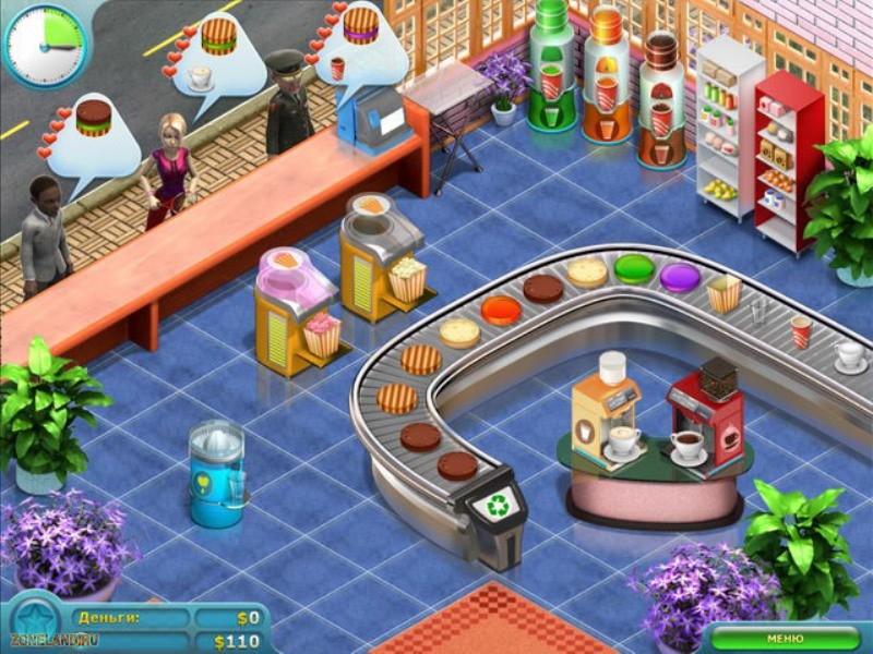 Флеш игра Cake Shop 2 играть онлайн бесплатно - жанр Игры для девочек