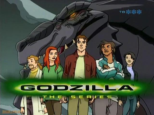 «Годзилла» — 1998