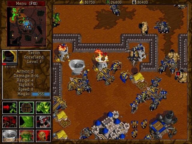 Либо русификатор к ней, - WarCraft 2 Edition * Похожие игры - Lords