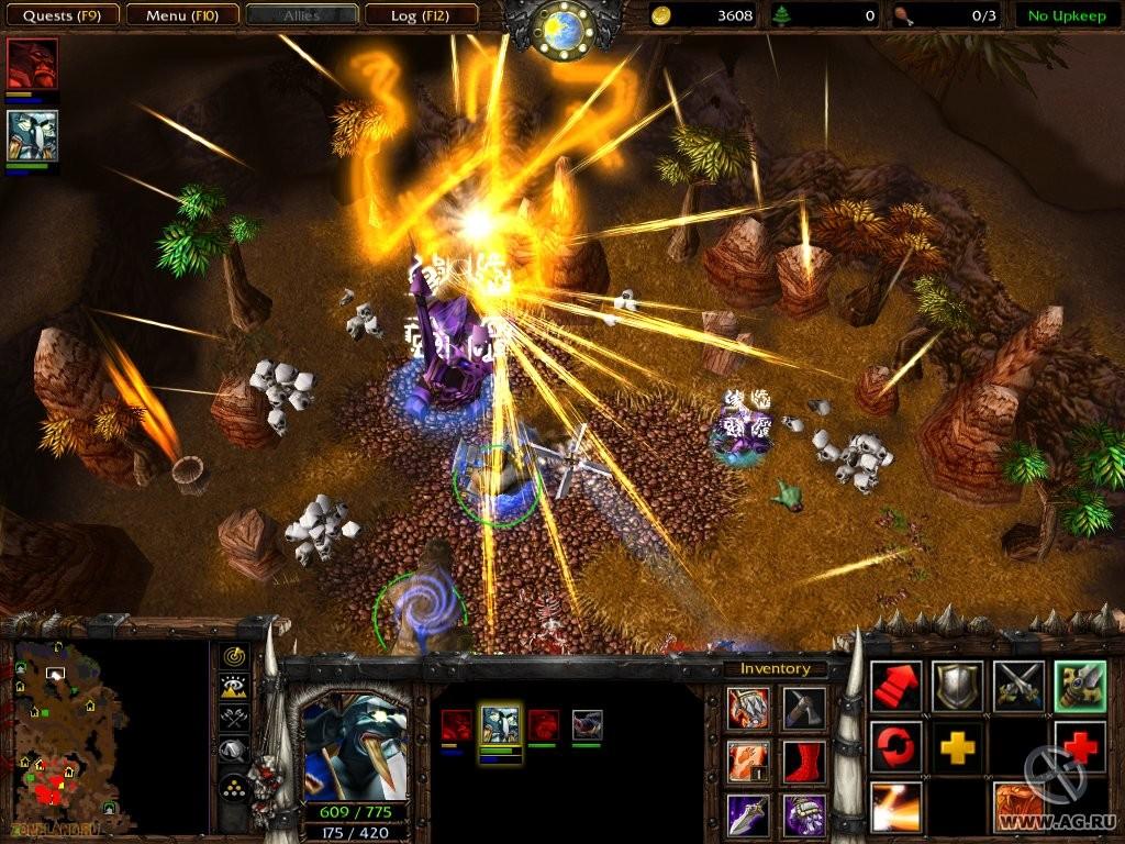 Патчи для WarCraft 3 скачать все версии patch. . - CastleFight.org.