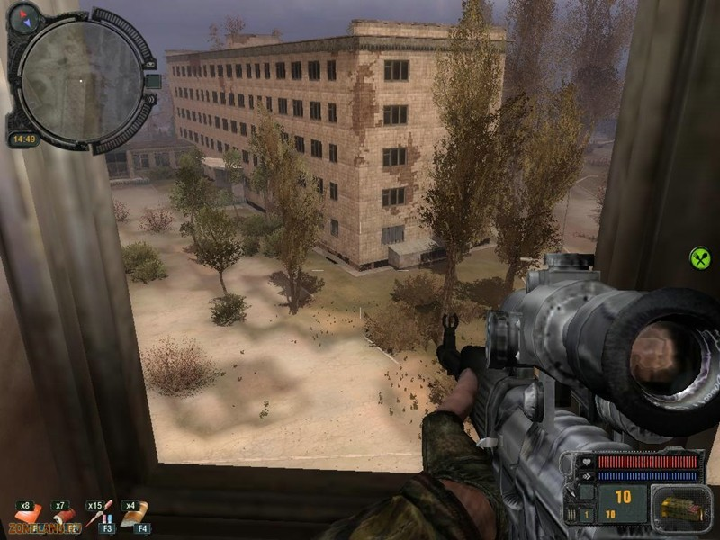 Call of Pripyat / Сталкер: Зов Припяти Год выпуска: 2009 Жанр: Action, RPG