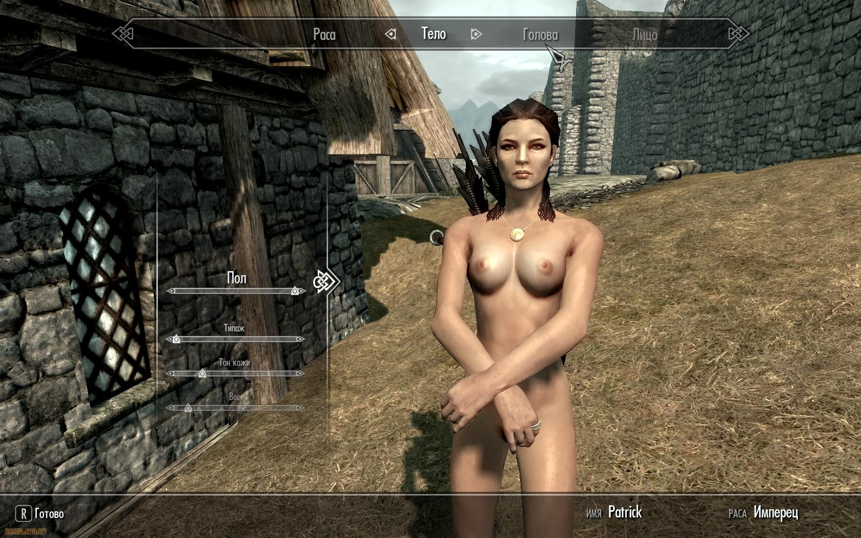 Video game naked mod pics naked movie