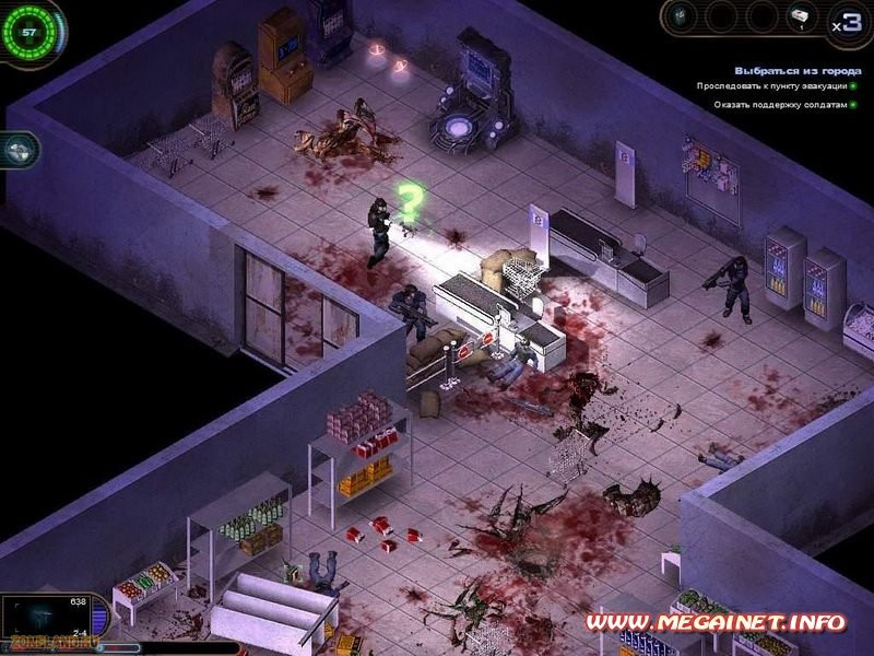 Название: Alien Shooter 2: Воинский призыв Оригинальное название: Alien Sho