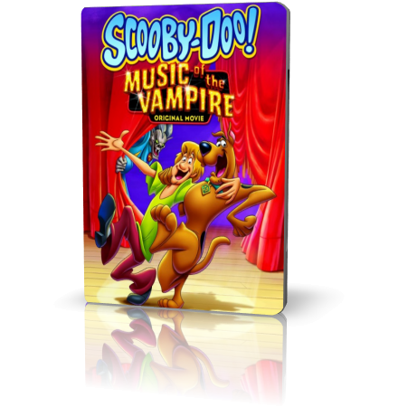 Scooby-Doo - Scooby-Doo! Le chant du vampire affiche
